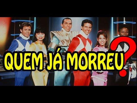 🔴 A Maldição Power Rangers! Quais atores ja morreram!