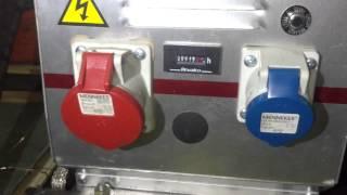 видео Сварочный генератор SDMO Weldarc 180 DE C