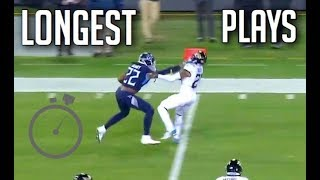 Longest Lasting Plays in NFL History || HD