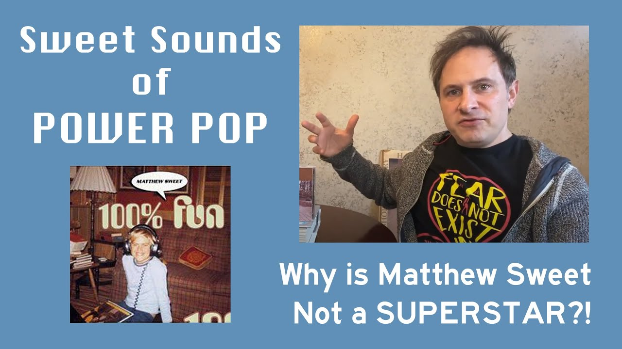 For Matthew Sweet fans
