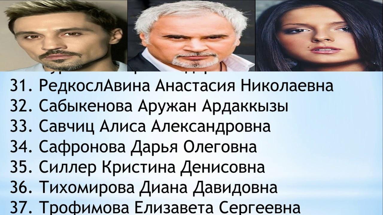 Скоро Голос Дети 7, список участников. Soon the Voice Kids 7, the list of participants.