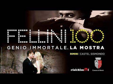 """La mostra """"Fellini 100. Genio Immortale"""" a casa tua!"""
