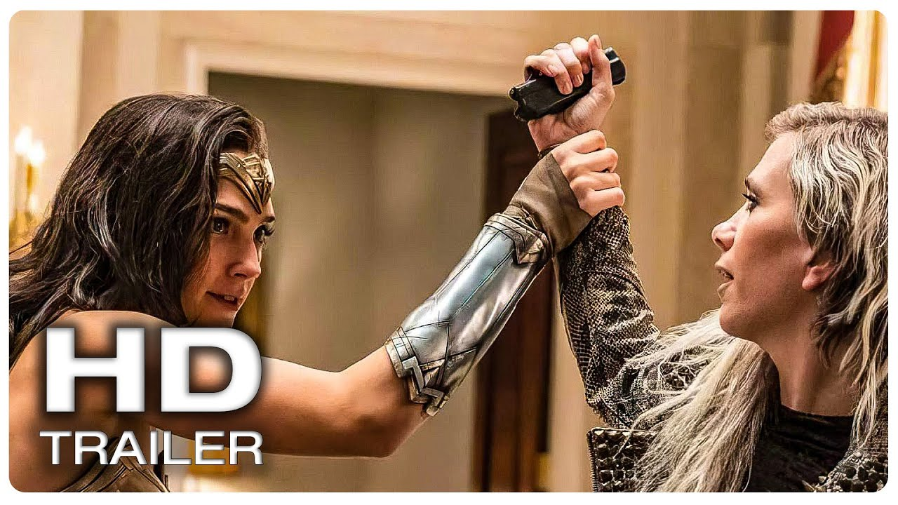 WONDER WOMAN 1984 International Trailer (NEW 2020) Wonder Woman 2, Gal Gadot Superhero Movie HD