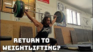 I Try Weightlifting... Again