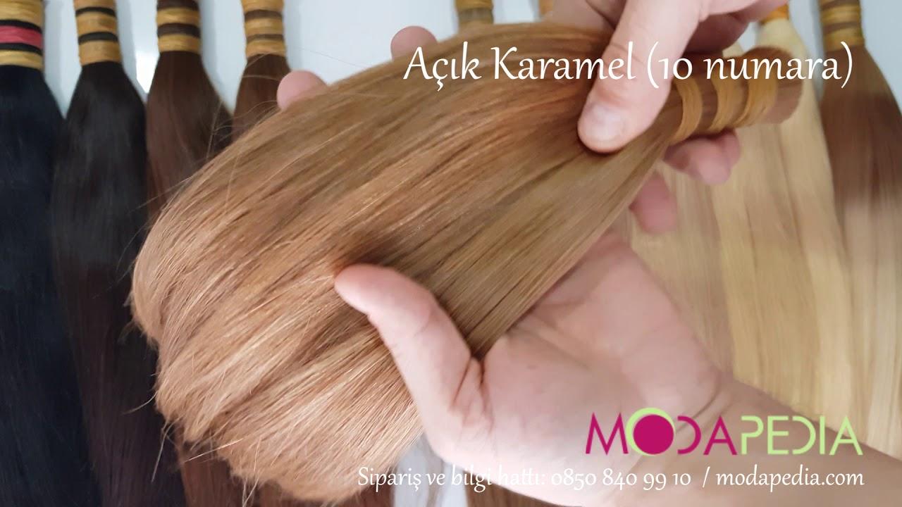 Saç Renkleri ve Saç Renkleri Kataloğu