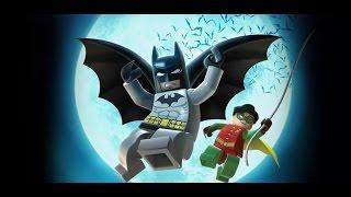 Играем с другом в Lego Batman 2