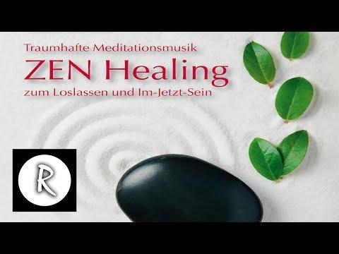 ZEN MUSIC Bansuri Flute: ZEN Healing   Soothing Music, Background instrumental music 4K