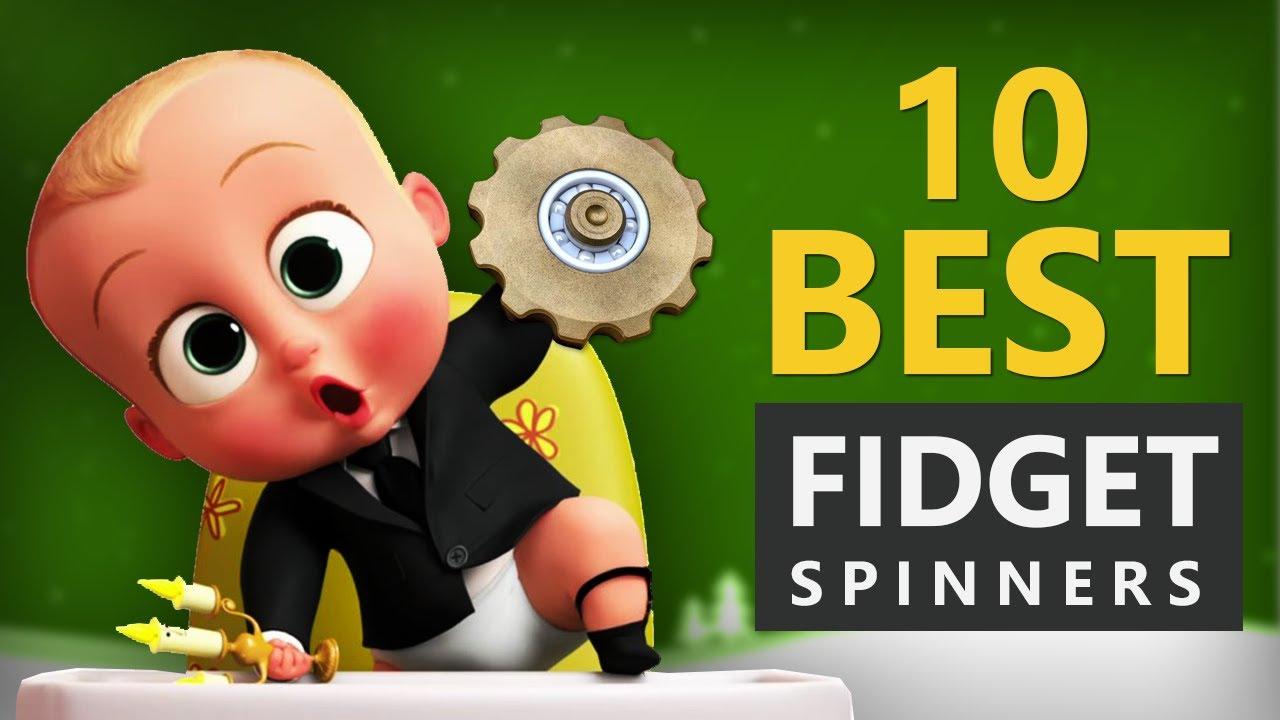 Best Fidget Spinners Coolest Fidget Toys On Amazon Youtube