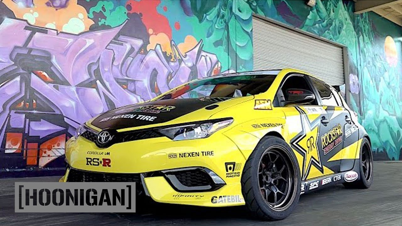 What Is A Hoonigan >> [HOONIGAN] DT 029: RWD converted Corolla IM by Fredric ...