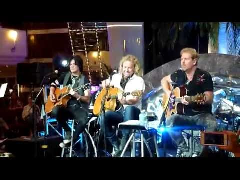 Night Ranger (Acoustic) - When You Close Your Eyes - MSC Divina - Monsters of Rock - 4-19-2015 mp3