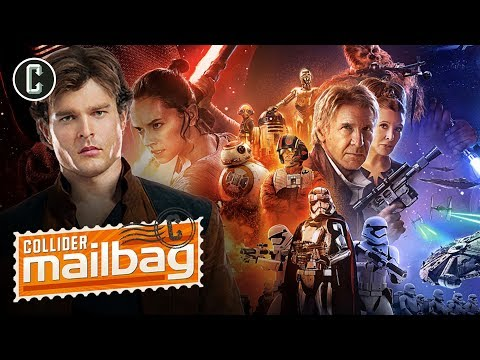 Will Solo's Box Office Performance Have an Effect on Star Wars 9? - Mailbag