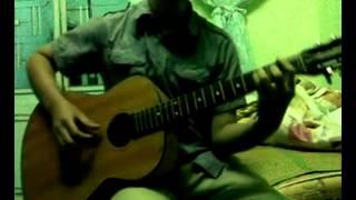 █▬█ █ ▀█▀ Nỗi đau - Ngũ cung (Guitar cover by Hoàng Anh Nguyễn)