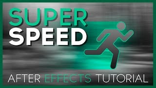 X-Men Super Speed | After Effects CC Tutorial