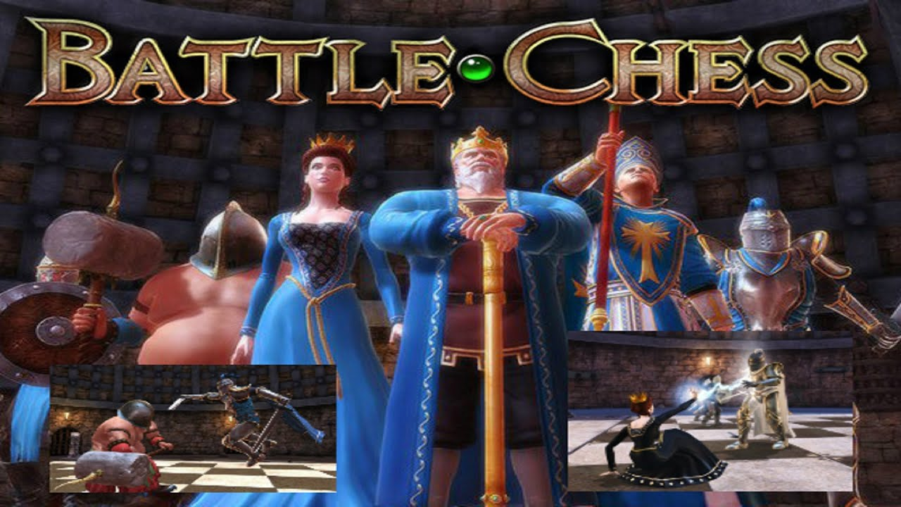 Find similar games to Battle Chess Game of Kings by genre