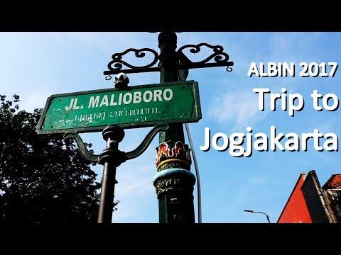 ALBIN 2017 - Trip to Jogjakarta