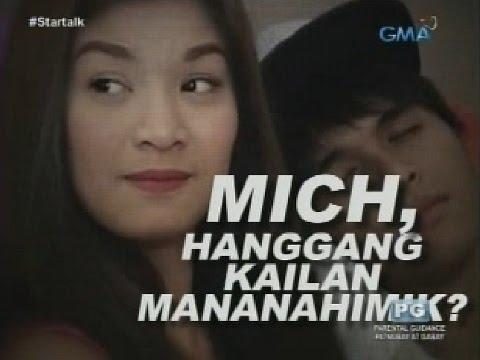 Startalk: Ang exclusive interview kay Mich Liggayu, live ...
