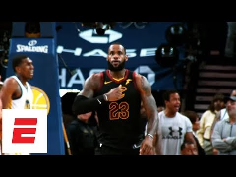 LeBron James chooses Los Angeles Lakers for next chapter | SportsCenter | ESPN