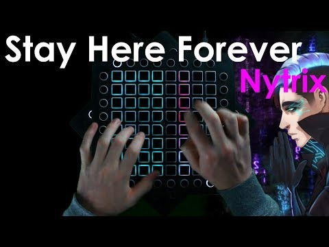 Nytrix - Stay Here Forever (Nudel Edit)// Launchpad cover by Kaskobi