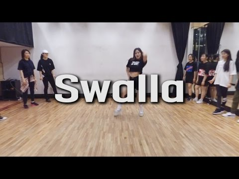 Swalla (feat. Nicki Minaj & Ty Dolla $ign) Jason Derulo   Jungeun Park Choreo