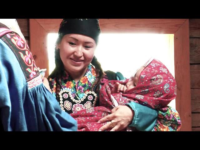 В Хакасии снимают документальный фильм о проведении обряда «Умай палазы» (Дитя богини Умай)