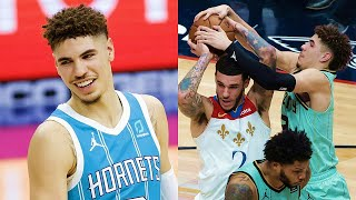 Lamelo Ball Funny/Best Moments In The NBA So Far! #lamelo
