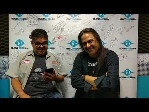 Andre Matos Midnight Metal Radio Mundo Novo Youtube