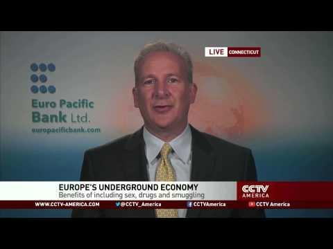 Interview with Peter Schiff on Underground Economy