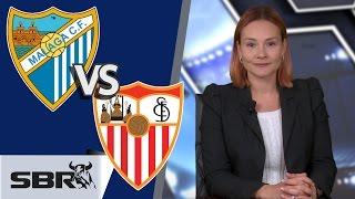 Video Gol Pertandingan Malaga vs Sevilla