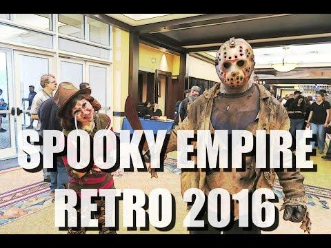 Spooky Empire Retro 2016 Now With More Alice Cooper and Drea de Matteo & Cosplay