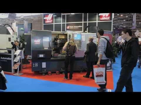 (DE) DS-30Y European Trade Show Debut At Industrie Lyon