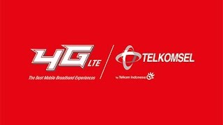 Speedtest 4G LTE Telkomsel Kediri