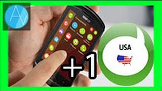 Como tener Numero de telefono en estados unidos - Nextplus