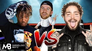 JUICE WRLD VS POST MALONE