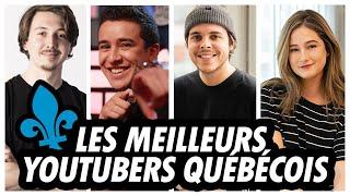 LES MEILLEURS YOUTUBERS QUÉBÉCOIS DE 2019 !