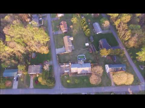 12 minute Phantom 3 drone flight, lost signal, and brought her home safely. 4-11-2017