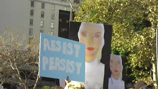 Los Angeles Women's March 2019