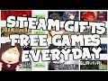 [Guide] Steam Gifts || Win Free Games Everyday