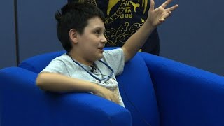 12-year-old to study biomedical physics at Mexican university