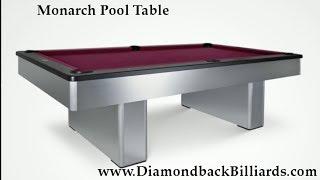 Monarch Pool Table Custom Creations Call 480-792-1115