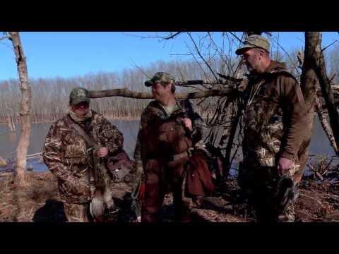 Duck Hunt Near Lake Eufaula