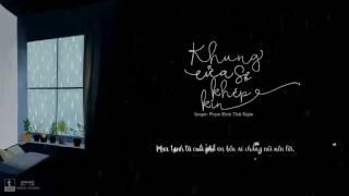 Khung Cửa Sổ Khép Kín - Phạm Đình Thái Ngân [Video Lyric]
