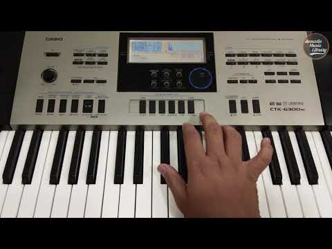 How To Play Song/Music |  Aakhya Ka Yo Kajal & Lollipop | With Different Variation - On Keyboard