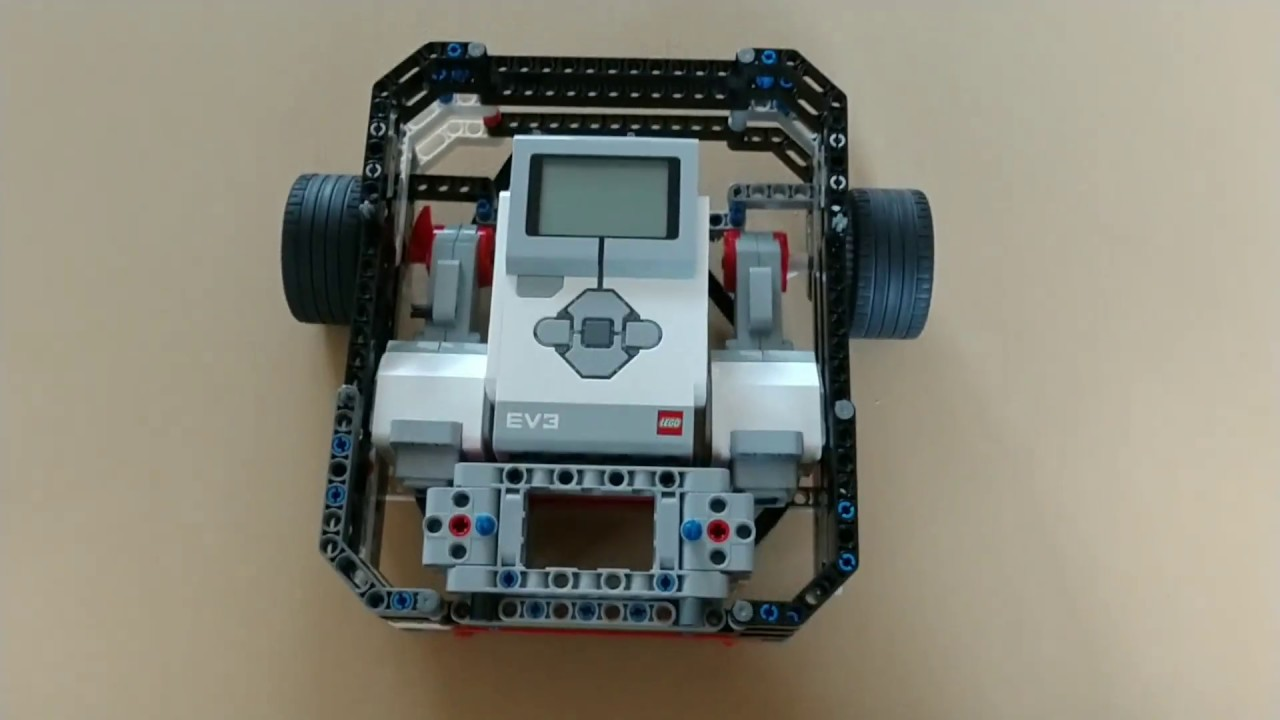 3 Fll Modular Robot Design Youtube