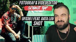 "UFO361 FEAT. DATA LUV – ""SHOT"" 🌊🌊🌊 // LIVE REACTION // FOTOGRAF & VIDEOEDITOR SCHAUT RAP"