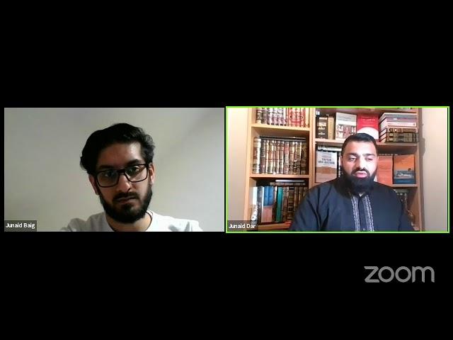 Friday Halaqah Hounslow  Special - Ask the Shaykh - Live Q&A with Shaykh Junaid Dar