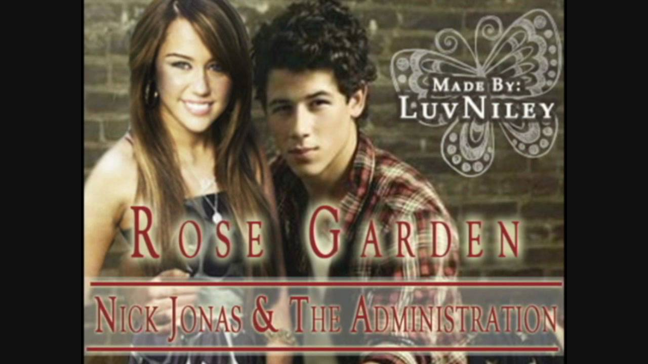 Rose Garden - Nick Jonas and the Administration + Lyrics Download ...