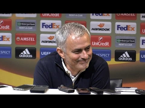 Jose Mourinho Full Pre-Match Press Conference - Middlesbrough v Manchester United
