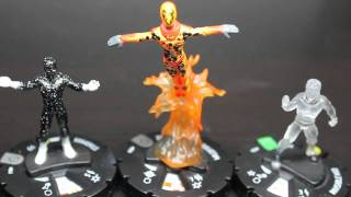 Heroclix Fun Theme Teams 4 - Legion of Super Heroes