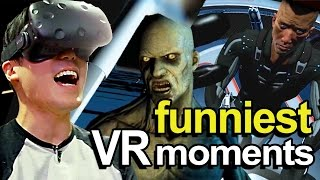 Funniest VR Moments