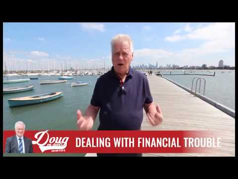 "Doug Constable on ""Dealing with Financial Trouble"""
